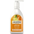 Gel de dus satinat, cu caise, 887ml, Jason