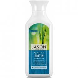 Sampon Jason cu biotina - intarire fire despicate, 473 ml