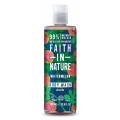 Gel de dus si spuma de baie cu pepene, Faith in Nature, 400 ml