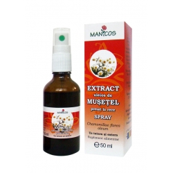 Extract uleios de musetel presat la rece 50ml spray